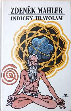 Indický hlavolam obálka knihy