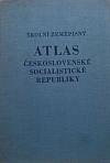 Školní zeměpisný atlas Československé socialistické republiky
