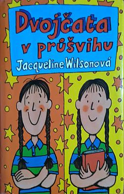 Dvojčata v průšvihu obálka knihy