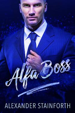 Alfa Boss obálka knihy