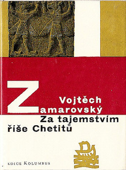 Za tajemstvím říše Chetitů obálka knihy