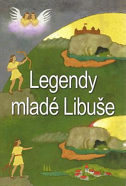 Legendy mladé Libuše obálka knihy