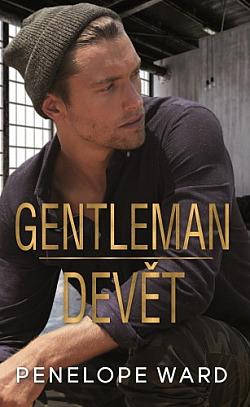Gentleman devět obálka knihy