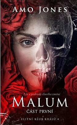 Malum – část první obálka knihy