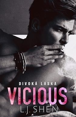 Vicious: Divoká láska obálka knihy