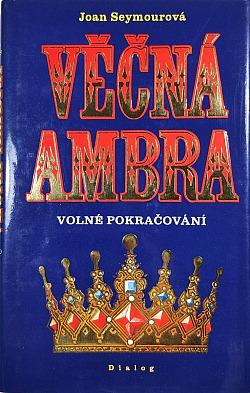 Věčná Ambra II. Volné pokračování obálka knihy
