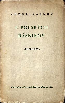 U poľských básnikov : Preklady obálka knihy