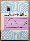 Elementárny úvod do modernej matematiky