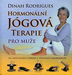 Hormonální jógová terapie - pro muže obálka knihy