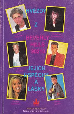 Hvězdy z Beverly Hills 90210 obálka knihy