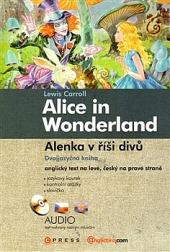 Alenka v říši divů / Alice in Wonderland obálka knihy