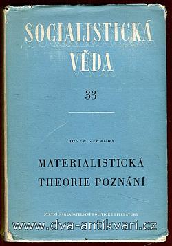 Materialistická theorie poznání