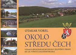 Okolo středu Čech obálka knihy