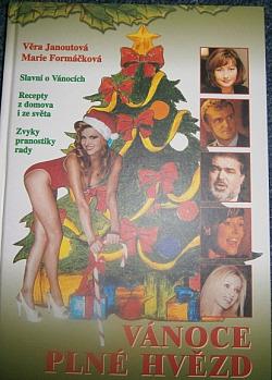 Vánoce plné hvězd obálka knihy