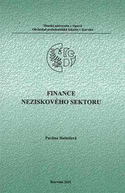 Finance neziskového sektoru