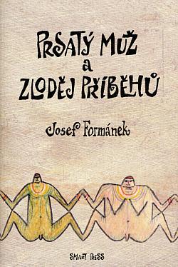 Prsatý muž a zloděj příběhů obálka knihy