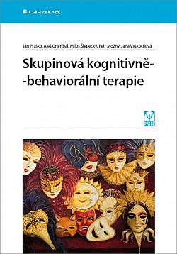 Skupinová kognitivně-behaviorální terapie depresí obálka knihy