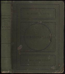 Homerova Ilias ve skráceném vydání obálka knihy