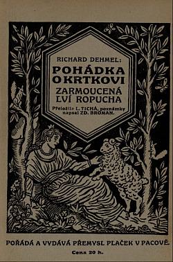 Pohádka o krtkovi / Zarmoucená lví ropucha obálka knihy