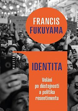 Identita: Volání po důstojnosti a politika resentimentu obálka knihy
