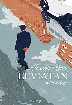 Leviatan a iné prózy obálka knihy