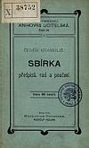 Sbírka předpisů, rad a poučení
