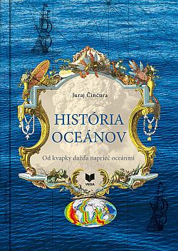 História oceánov obálka knihy