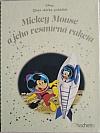 Mickey Mouse a jeho vesmírná raketa