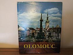 Olomouc obálka knihy