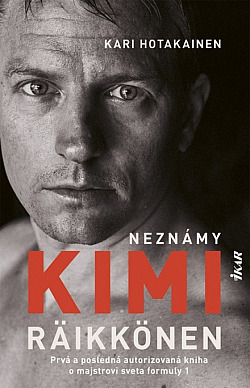 Neznámy Kimi Räikkönen obálka knihy