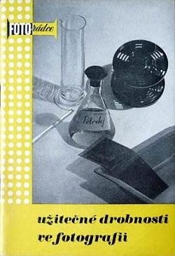 Užitečné drobnosti ve fotografii obálka knihy