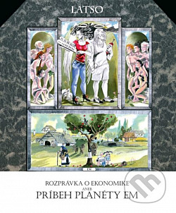 Rozprávka o ekonomike obálka knihy