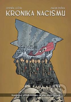 Od Karla Velikého po Hitlera v komiksu