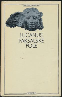 Farsalské pole obálka knihy