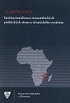 Institucionalizace mosambických politických stran a stranického systému