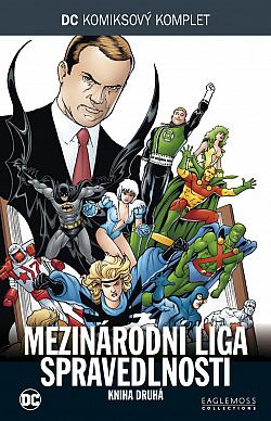 Mezinárodní Liga spravedlnosti: Kniha druhá obálka knihy