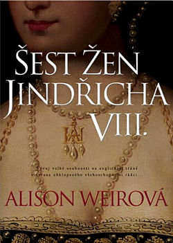 Šest žen Jindřicha VIII. obálka knihy