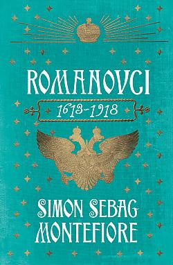 Romanovci 1613-1918 obálka knihy
