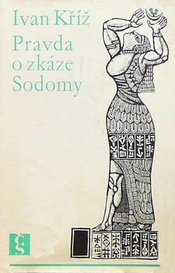 Pravda o zkáze Sodomy obálka knihy