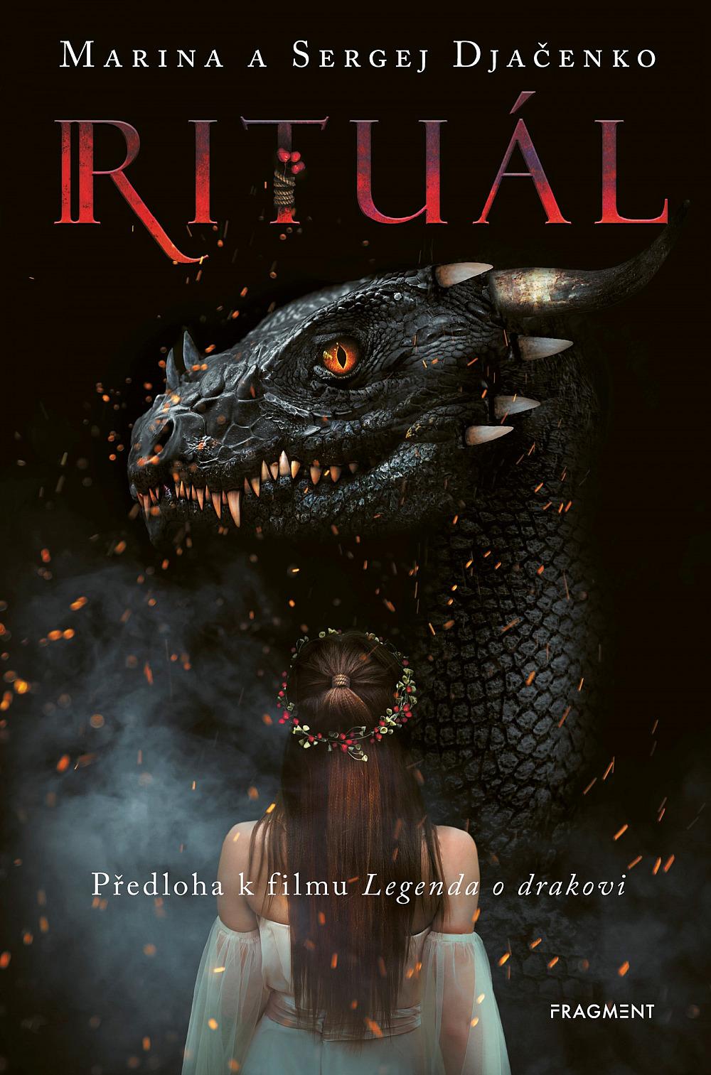 Rituál - Sergej Djačenko | Databáze knih