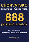 Chorvatsko - Slovinsko - Černá Hora: 888 přístavů a zátok