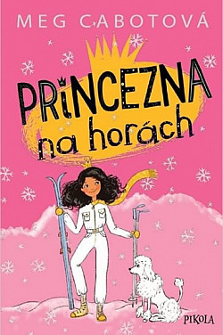 Princezna na horách obálka knihy