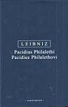 Pacidius Philalethi — Pacidius Philalethovi obálka knihy