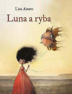 Luna a ryba obálka knihy