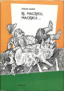 Ej, Macejku, Macejku... obálka knihy