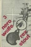 3x Nero Wolfe