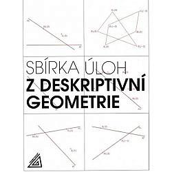 Sbírka úloh z deskriptivní geometrie obálka knihy
