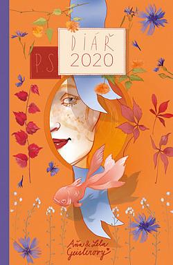 P.S. – diář 2020 obálka knihy