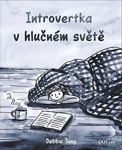 Introvertka v hlučném světě obálka knihy