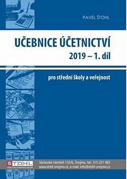 Učebnice účetnictví 2019 - 1.díl
